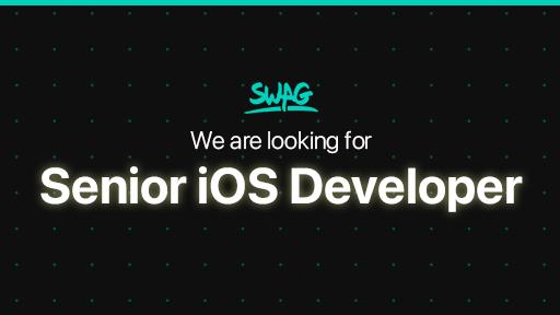 Senior iOS Developer